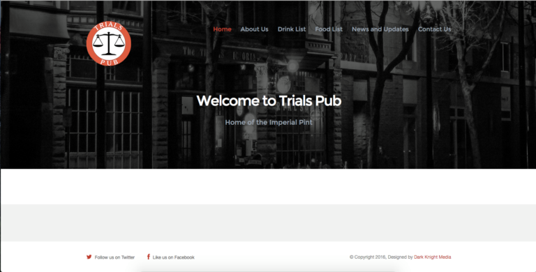Trials Pub